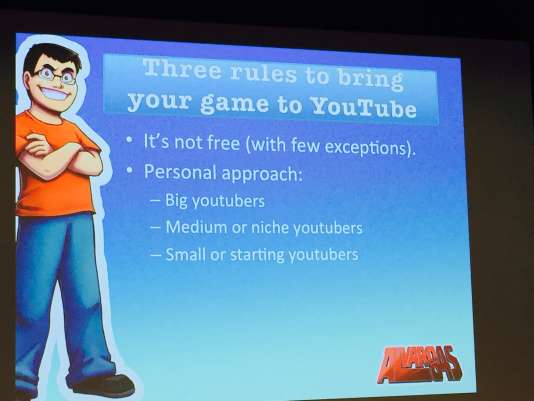 Alvaroas explique aux marques comment communiquer avec des youtubeurs.