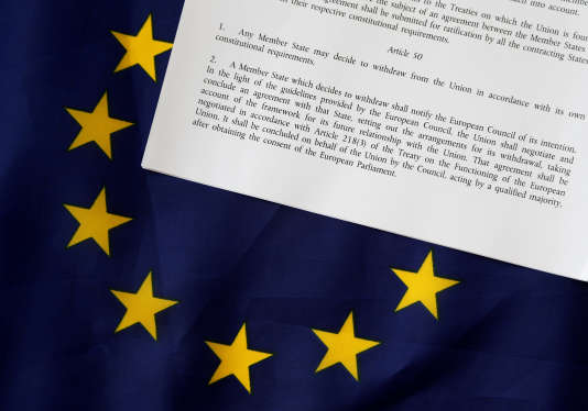 L'article 50 du Traité sur l'Union Européenne encadre lemécanisme de sortie de l'Union.