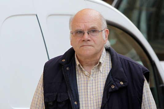 La chambre d'instruction a renoncé à renvoyer devant les assises l'ex-manutentionnaire, Henri Leclaire – ici le 5 août 2014–, dont le nom n'a cessé de refaire surface dans ce dossier.