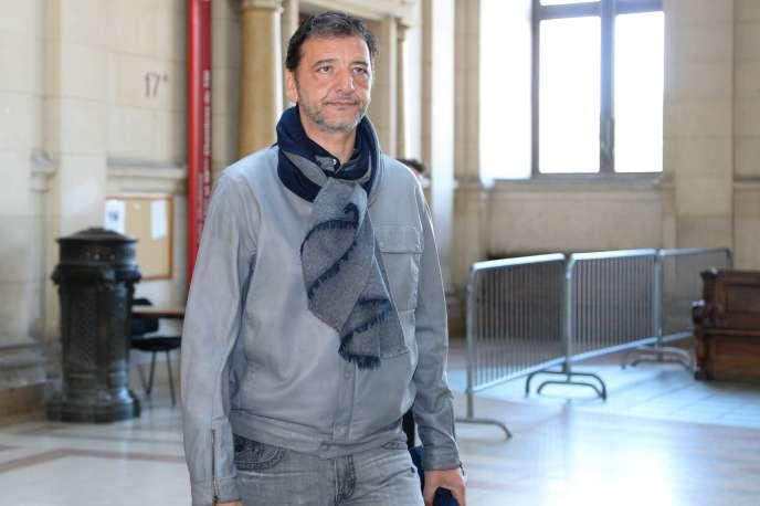 Marco Mouly, le 25 mai 2016.