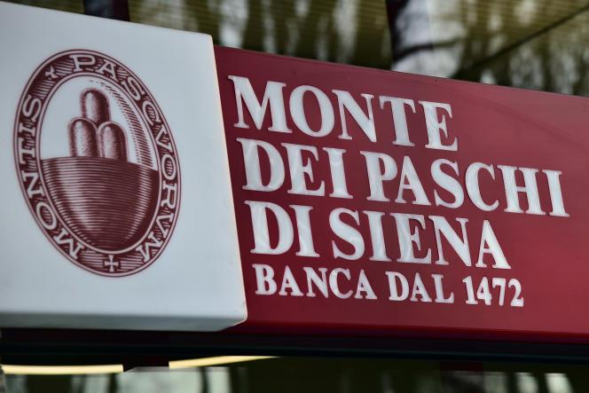 La Banca Monte dei Paschi di Siena, plus vieille banque du monde, a dévissé de plus de 19% mardi 5juillet à la Bourse de Milan, après avoir plongé de 14% la veille