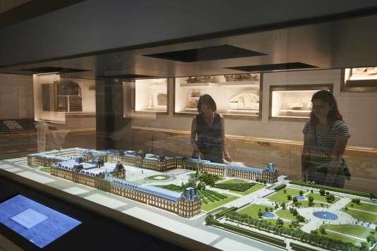 Le Louvre reçoit aujourd'hui près de dix millions de visiteurs, deux fois plus qu'il y a vingt-sept ans