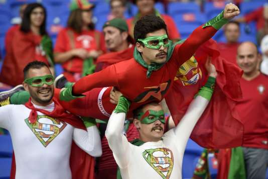 Super Portugais et ses sbires volent vers la finale de l'Euro.