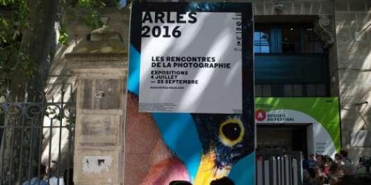 15200 visiteurs ont été accueillis lors dela semaine d'ouverture des Rencontres d'Arles.