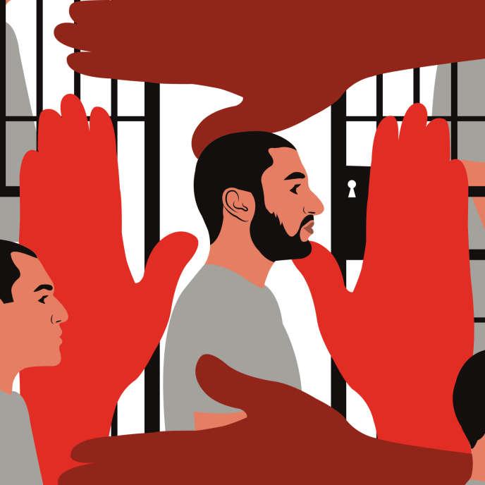 Déradicalisation en prison.