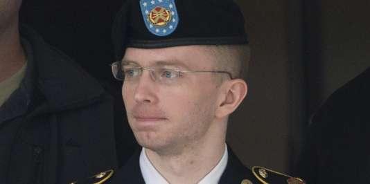 Chelsea Manning, en août 2013.