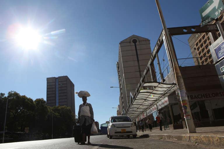 Mercredi 6 juillet 2016, Harare tournait au ralenti après l'appel à la grève générale de la société civile pour protester contre la politique économique de Robert Mugabe, au pouvoir depuis 1980.