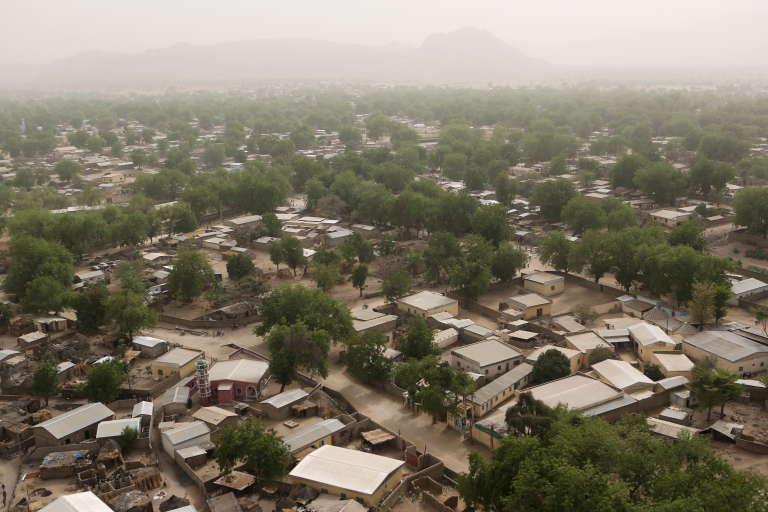 La ville de Kolofata, au nord du Cameroun, en mars 2016.