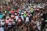 Lors de la troisième étape entre Granville (Manche) et Angers, le 4 juillet.