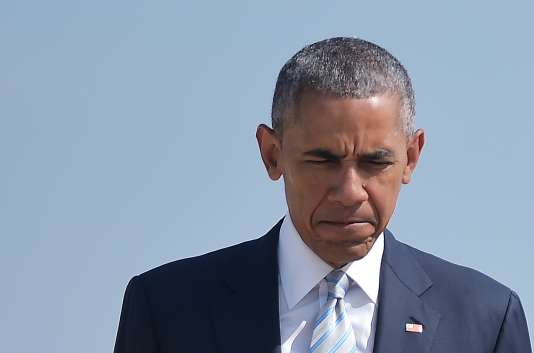 Barack Obama, le 7 juillet 2016.
