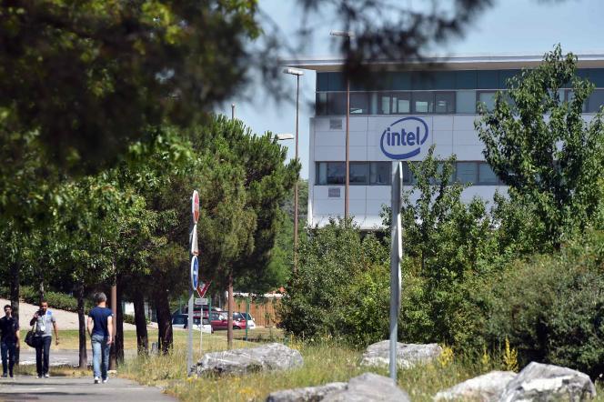 Le site de R&D d'Intel à Toulouse.