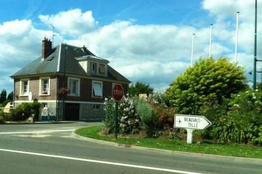 Aux abords de l'aéroport de Beauvais-Tillé (Oise), le 6 juillet.