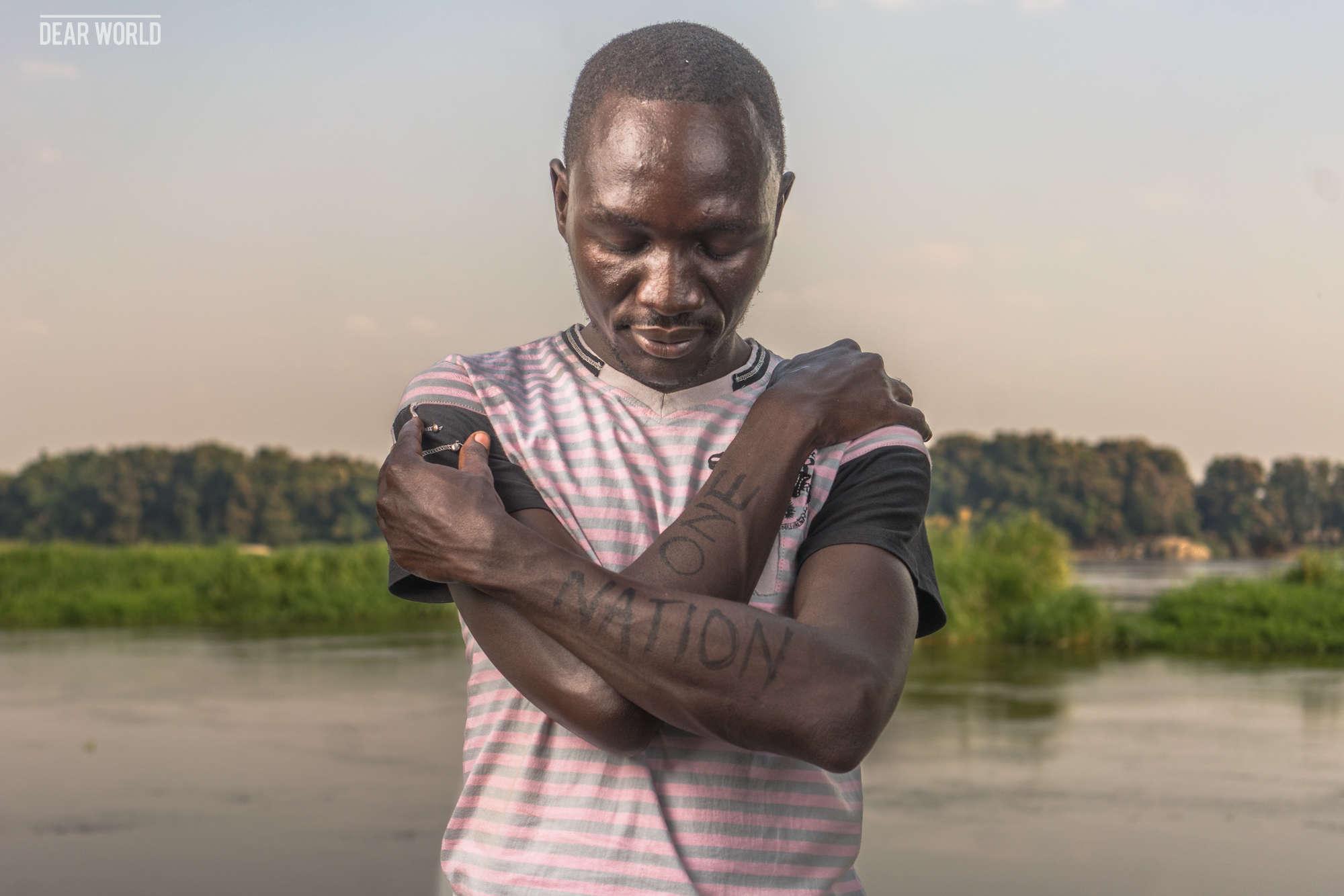 Khalifa Ereneo Gift, à Juba :« Une seule nation».