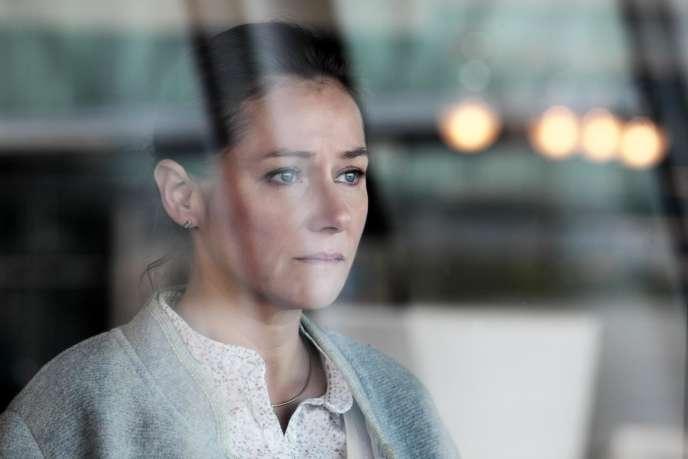 Sidse Babett Knudsen dans « La Fille de Brest», d'Emmanuelle Bercot.