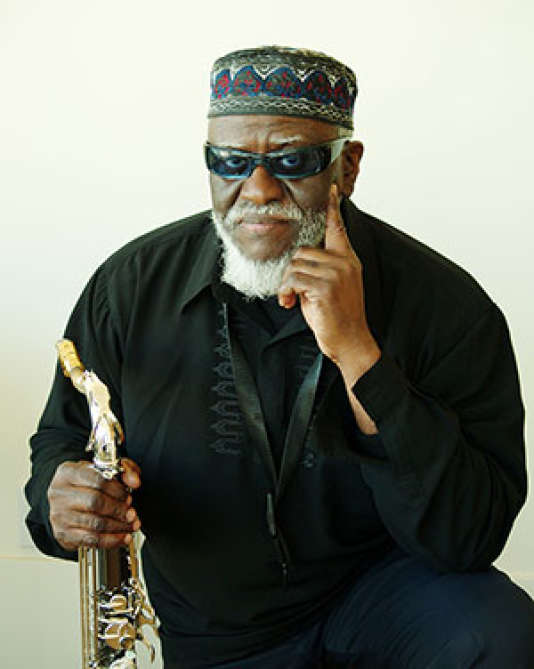 Le saxophoniste Pharoah Sanders.