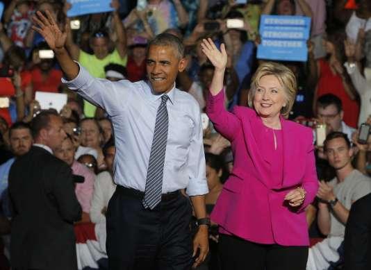 M. Obama a besoin d'une continuité à la Maison Blanche, sous peine de voir remis en cause une bonne partie de son legs politique.