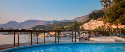 Le club Lookéa Epidaurus, un cadre idyllique à quelques kilomètres seulement de Dubrovnik.