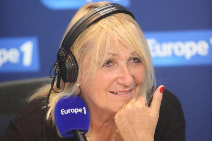 Chantal Leclerc, dite Julie.
