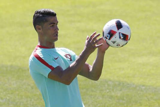 Cristiano Ronaldo, le 9 juillet.
