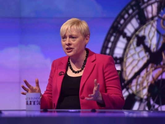 La députée Angela Eagle a décidé de contester à Jeremy Corbyn, fragilisé, son leadership sur le parti de gauche.