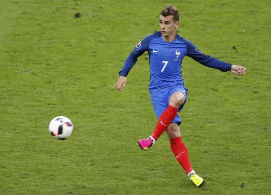 Selon l'UEFA, Antoine Griezmann fait partie des trois meilleurs joueurs d'Europe cette saison.