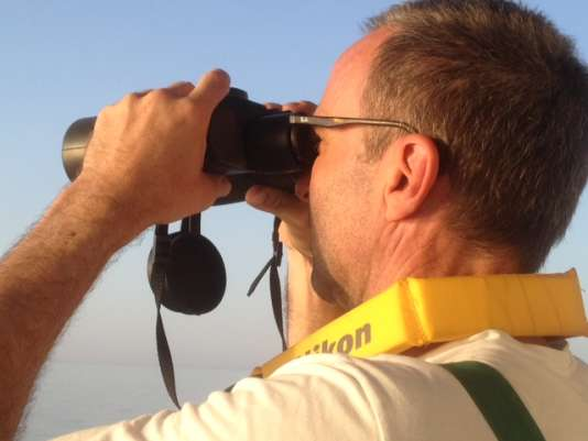 Andreas Siegert, sauveteur volontaire