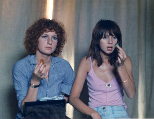 «Céline et Julie vont en bateau», de Jacques Rivette en1974.