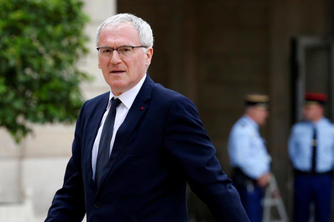 Jean-Bernard Lévy, PDG d'EDF