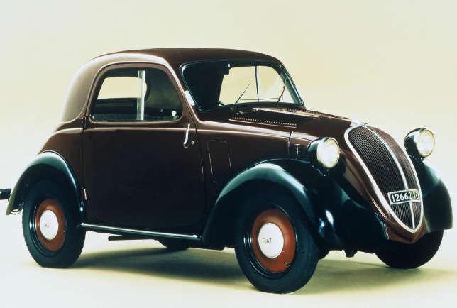 Plutôt classique, la Fiat 500 dispose tout de même de freins à commande hydraulique, d'un circuit électrique en 12 volts, de suspensions arrière indépendantes et d'un moteur de 560 cm3.