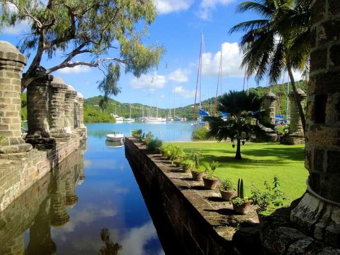 Le chantier naval d'Antigua et les sites archéologiques associés font partie de la sélection pour être classés au patrimoine mondial de l'Unesco.