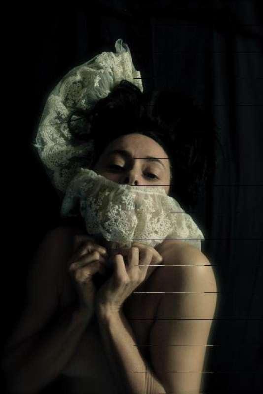 L'artiste espagnole Angelica Liddell, programmée dans le In d'Avignon, essaie de «transposer sur scène la vitesse des joueurs sur le terrain».