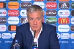 Après la défaite de l'équipe de France contre le Portugal, le sélectionneur des Bleus a partagé l'« énorme » déception de ses joueurs.