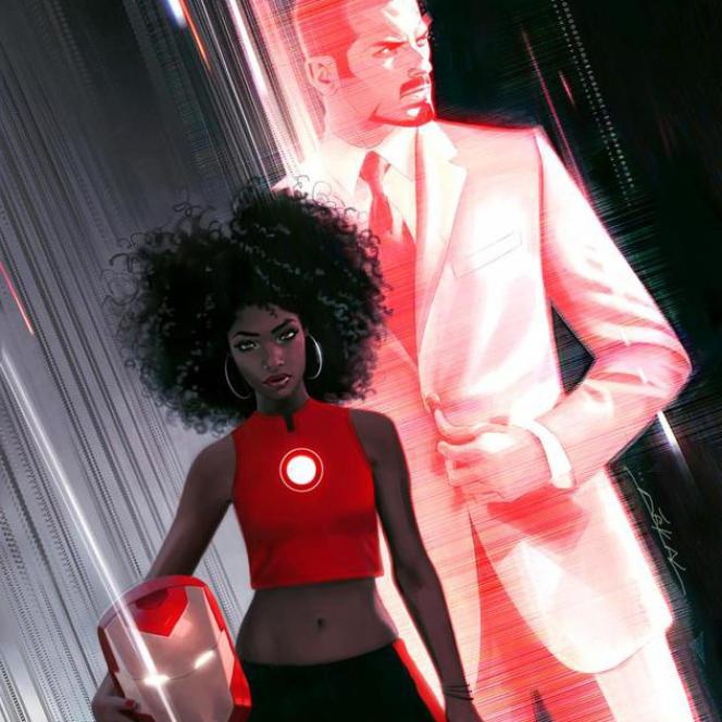 Riri Williams succédera à Tony Stark sous l'armure d'Iron Man à l'automne prochain.