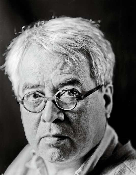 L'illustrateur Pierre Le-Tan.