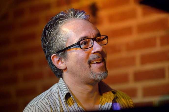 Le compositeur et pianiste français Manuel Rocheman.