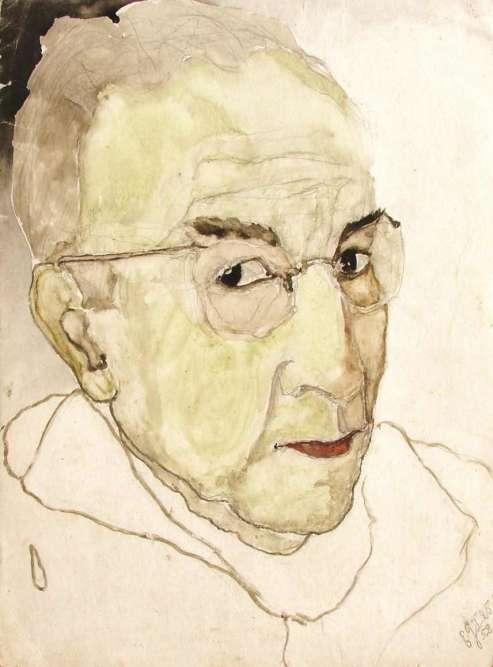«Né à Moscou en 1893, Eugen Gabritschevsky évolue dans une famille cultivée et aisée. Scientifiques, artistes, poètes, musiciens, collectionneurs, sont les hôtes réguliers de la maison familiale. »
