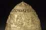 La tiare de Saïtapharnès a été acquise par le Louvre en1896 pour la somme, considérable à l'époque, de 150000 francs.