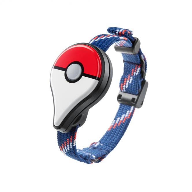 Nintendo a également développé un bracelet interactif pour le jeu
