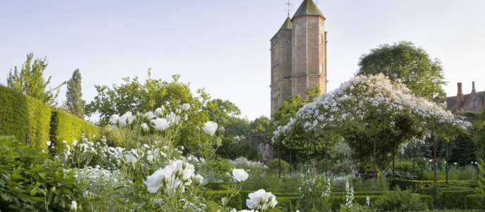 Chaque année, 160 000 visiteurs viennent découvrir ce jardin anglais.