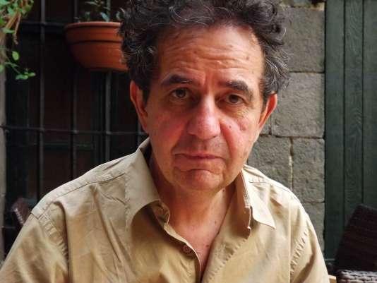 Le metteur en scène, enseignant, architecte et chercheur, Marcel Freyderont.