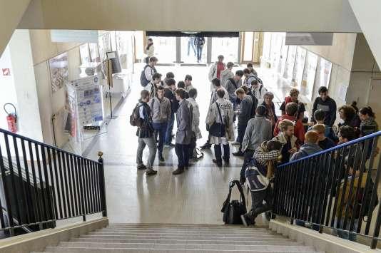 Le centre bordelais d'Arts et métiers Paris Tech