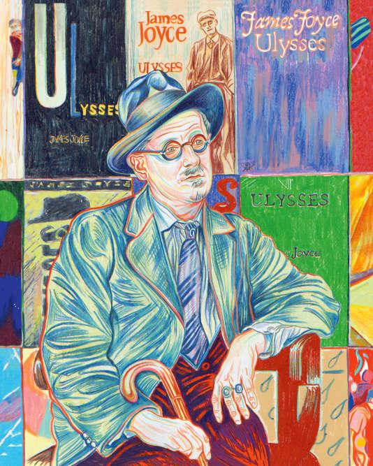 Portrait de l'auteur.