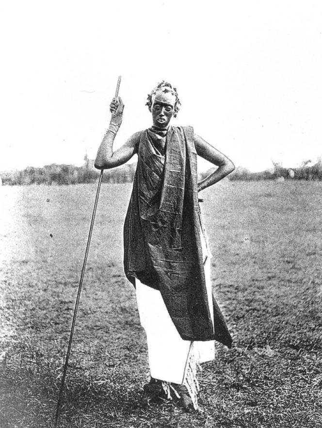 L'indépendantJuhi Musinga, qui fut mwami Juhi V, déposé par les colons belges en 1931.