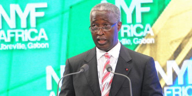Raymond Ndong Sima, 61 ans, économiste et ancien premier ministre d'Ali Bongo Ondimba,tentera pour la première fois de briguer le fauteuil présidentiel en tant que candidat indépendant.