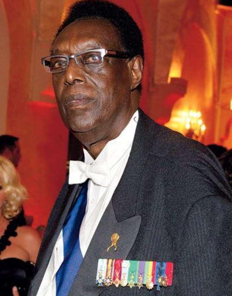 Kigeli V, roi du Rwanda, est âgé de 80 ans et vit en exil à Washington.