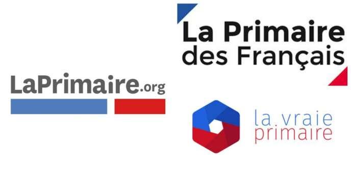 Logos des primaires citoyennes.