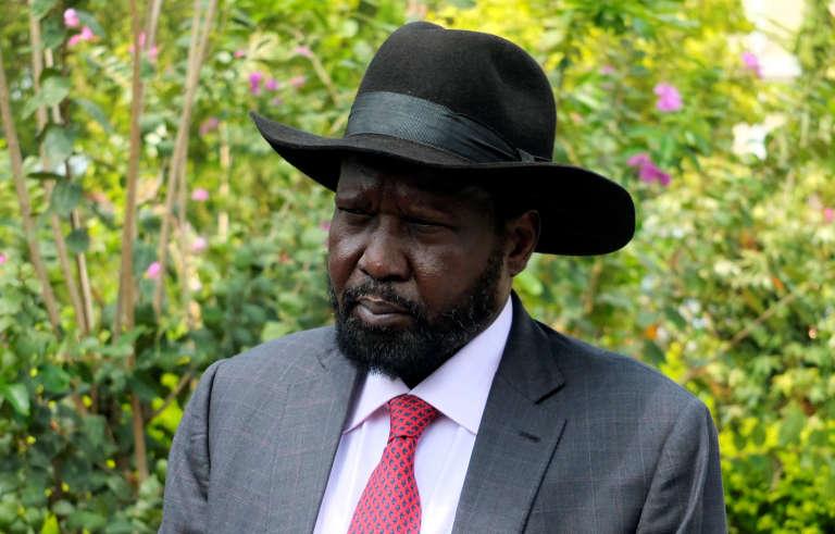 Le président du Soudan du Sud, Salva Kiir.