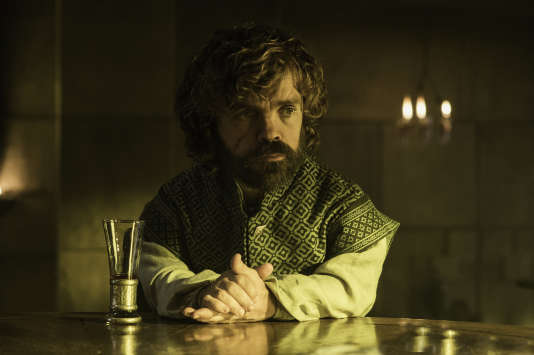 L'acteurPeter Dinklage dans le rôle de Tyrion Lannister.