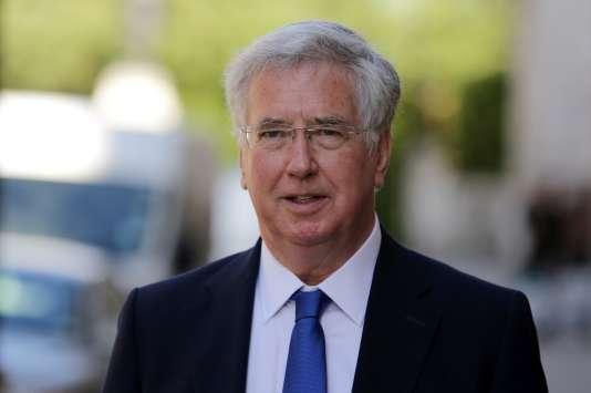 Le ministre britannique de la défense, Michael Fallon, le 14 juillet à Londres.