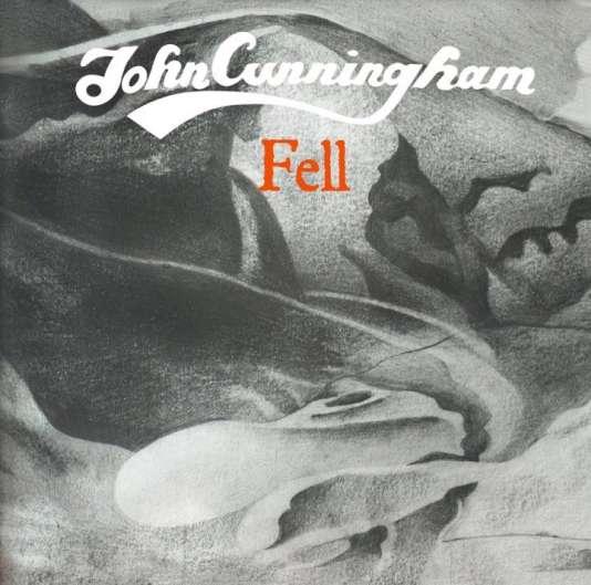 Pochette de l'album« Fell», de John Cunningham.